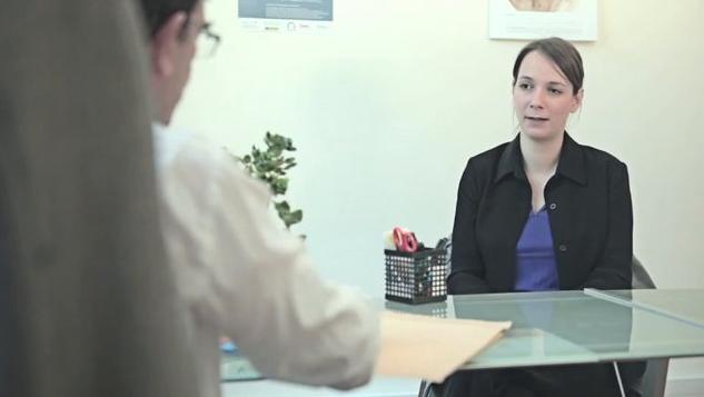 Vignette du document Une visite d'embauche